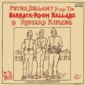 rudyard kipling's 'barrack-room ballads