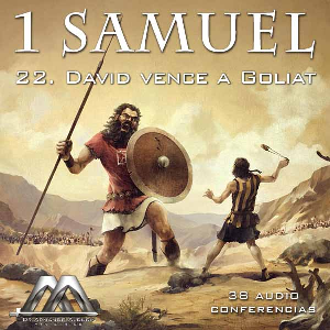 22 David vence a Goliat | Audio Books | Religion and Spirituality