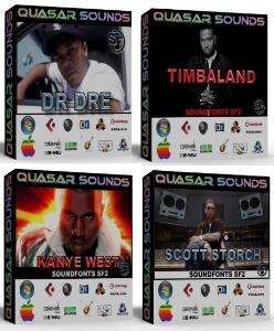 hip hop producer gods drum kit bundle pack  (you save 30$)