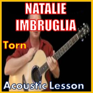 Learn to play Torn by Natalie Imbruglia | Movies and Videos | Educational