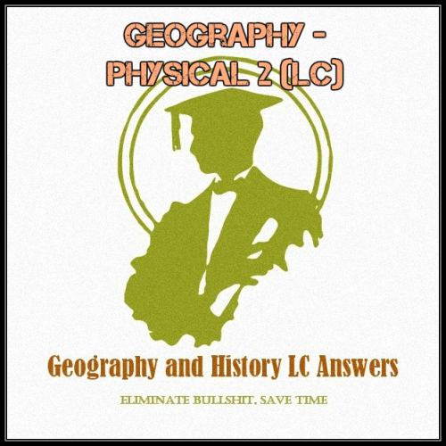 First Additional product image for - Geography - Physical 2 (LC)