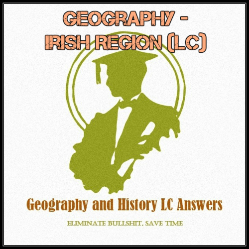 First Additional product image for - Geography - Irish Region (LC)