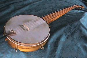 rice 1858 banjo book
