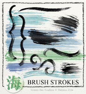 Brush Strokes | Crafting | Paper Crafting | Other