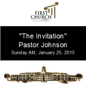 The Invitation (Pastor Johnson) | Other Files | Everything Else