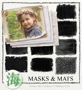 masks & mats