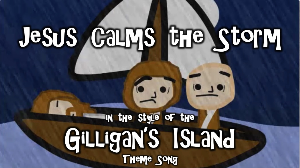 Jesus Calms the Storm - kids music video | Movies and Videos | Music Video