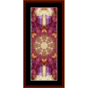 Fractal 486 Bookmark cross stitch pattern by Cross Stitch Collectibles | Crafting | Cross-Stitch | Other