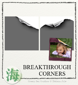 Breakthrough Corners | Crafting | Paper Crafting | Other