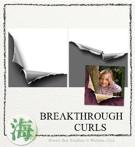Breakthrough Curls | Crafting | Paper Crafting | Scrapbooking