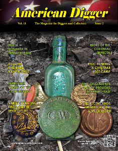 american digger magazine volume 11, issue 2