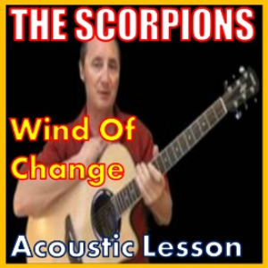 Learn to play Wind Of Change by The Scorpions | Movies and Videos | Educational