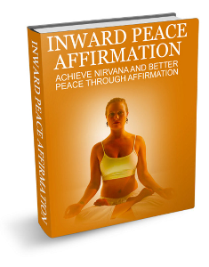 inward peace affirmation