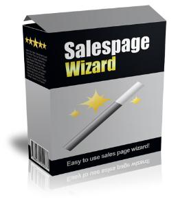 salespage wizard