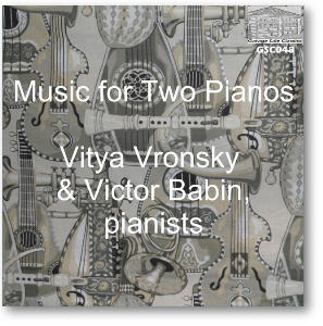 Music for Two Pianos - Vitya Vronsky & Victor Babin, pianists | Music | Classical