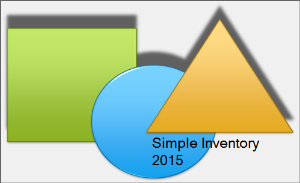 simple inventory 2015