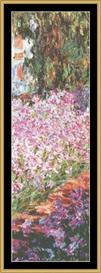 Artists Garden - Monet | Crafting | Cross-Stitch | Other