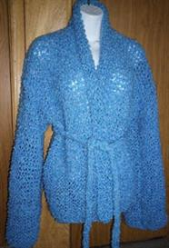 jiree cardigan pattern for knitting loom