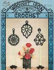 Wrought Iron Crochet - Adobe .pdf Format | eBooks | Arts and Crafts