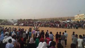 cor equestrian festival feriana kasserine governorate, tunisia sheikh ahmed tlili festival