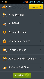 avast mobile security full