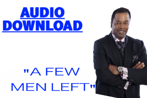 A Few Men Left | Audio Books | Religion and Spirituality