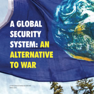 audio: a global security system: an alternative to war