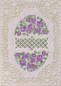 Hardangish Egg 1 - EXP | Crafting | Embroidery