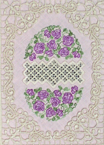 Hardangish Egg 1 - VIP | Crafting | Embroidery