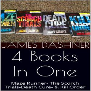 the maze runner : entire series