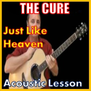 Learn to play Just Like Heaven by The Cure | Movies and Videos | Educational