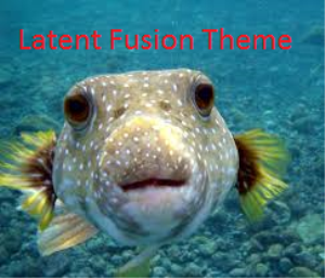 latent fusion theme