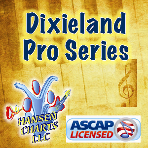 i will celebrate arranged for dixieland band