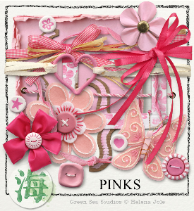 Pinks | Crafting | Paper Crafting | Other