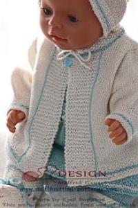 DollKnittingPatterns - 0123D Celine - Genser, Skjørt, Jakke, Leggings, Skaut og Sokker (Norsk) | Crafting | Knitting | Other