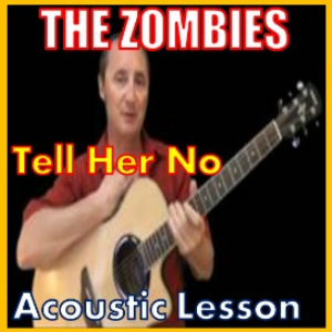 Learn to play Tell Her No by The Zombies | Movies and Videos | Educational