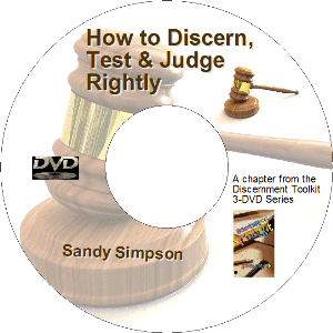 Discern, Test & Judge - MP3 | Movies and Videos | Religion and Spirituality