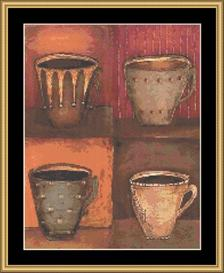 Coffee Grouping   Crafting   Cross-Stitch   Other