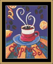 Espresso Ii | Crafting | Cross-Stitch | Other