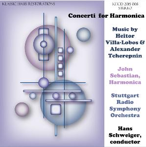 Concerti for Harmonica - John Sebastian/Stuttgart RSO/Hans Schweiger | Music | Classical
