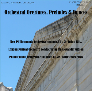 Orchestral Overtures, Preludes, and Dances   Music   Classical
