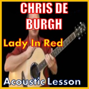 Learn to play Lady In Red by Chris Deburgh | Movies and Videos | Educational