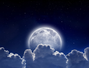 Full Moon - Powerful Lunar Sleep Guided Meditation | Audio Books | Meditation