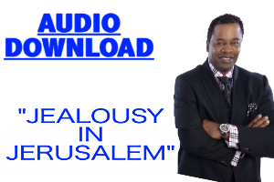Jealousy In Jerusalem | Audio Books | Religion and Spirituality