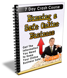Running A Safe Online Business | eBooks | Business and Money