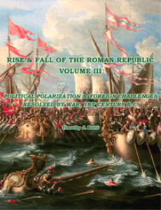 rise & fall of roman republic volume iii- -epub