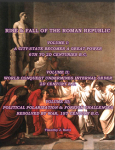 rise & fall of roman republic complete- -epub