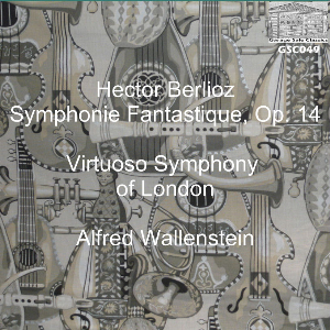 Berlioz:  Symphonie fantastique, Op. 14 - Virtuoso Symphony Orchestra of London conducted by Alfred Wallenstein | Music | Classical