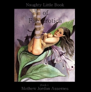 naughty little book of fae erotica