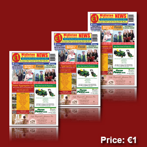 Midleton News March 11th 2015 | eBooks | Periodicals